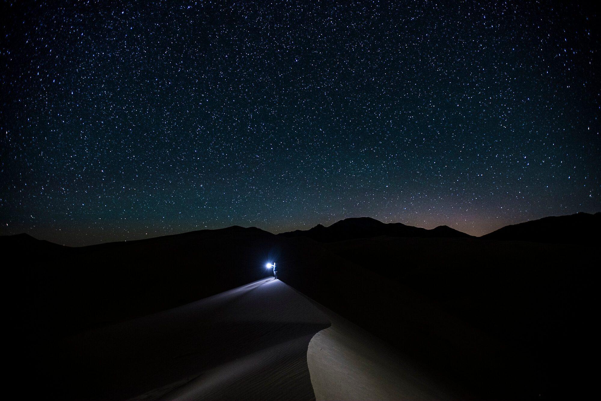 Sand-Dunes-By-Nightfall